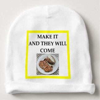 Gorro Para Bebê costeleta de carne de porco