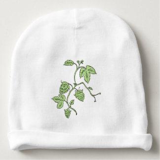 Gorro Para Bebê Desenho de escalada da planta do salto