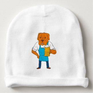 Gorro Para Bebê Desenhos animados da mascote da caneca do
