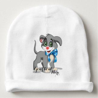 Gorro Para Bebê Desenhos animados do filhote de cachorro do nariz
