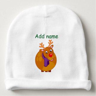 Gorro Para Bebê Desenhos animados modernos do divertimento da rena