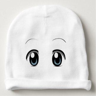 Gorro Para Bebê Design unisex do impressão do Anime do bebê do