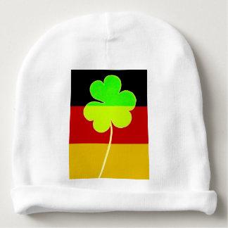 Gorro Para Bebê Divertimento alemão irlandês de St Patrick do