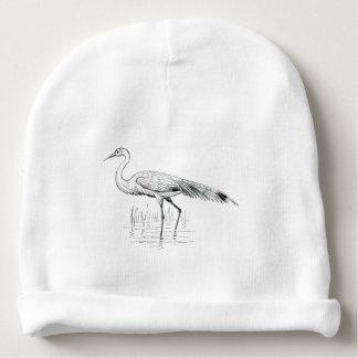 Gorro Para Bebê Egret