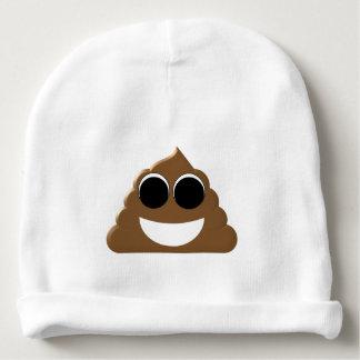 Gorro Para Bebê Emoji engraçado Poo