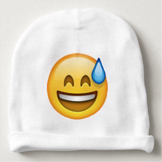 Gorro Para Bebê Emoji - suor frio
