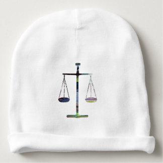 Gorro Para Bebê escala de justiça