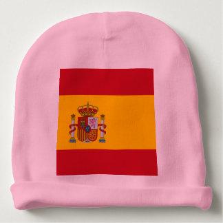 Gorro Para Bebê Espanha - bandeira/España - Beanie de Gorro da