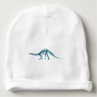 Gorro Para Bebê Esqueleto do dinossauro
