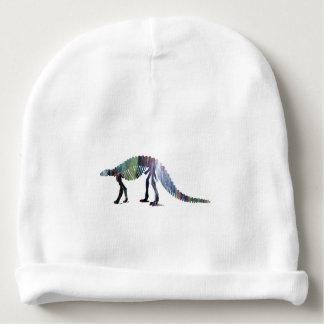 Gorro Para Bebê Esqueleto do dinossauro (Scelidosaurus)