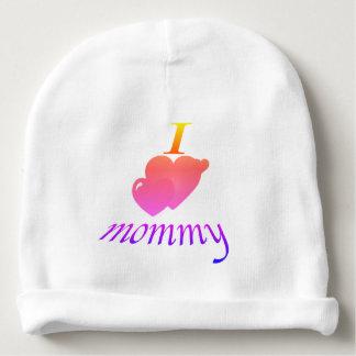Gorro Para Bebê Eu amo a mamã