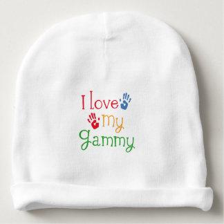 Gorro Para Bebê Eu amo meu bebê GAMMY do chapéu