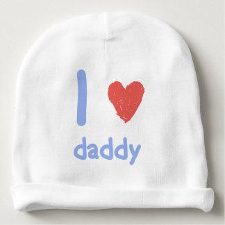 Gorro Para Bebê Eu amo o pai
