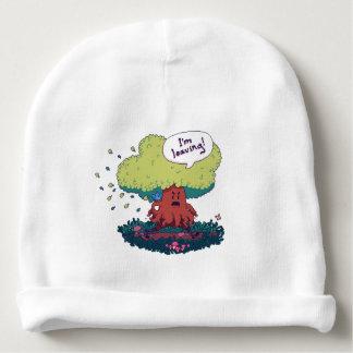 Gorro Para Bebê Faça como uma árvore