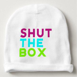Gorro Para Bebê Feche o logotipo da caixa