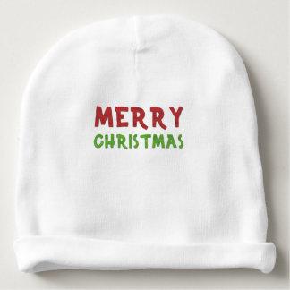 Gorro Para Bebê Feliz Natal