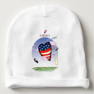 Gorro Para Bebê fernandes tony altos e orgulhosos de ohio,