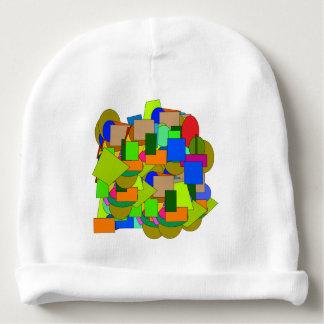 Gorro Para Bebê figuras geométricas