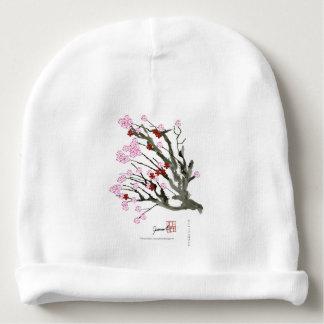 Gorro Para Bebê flor de cerejeira 11 Tony Fernandes