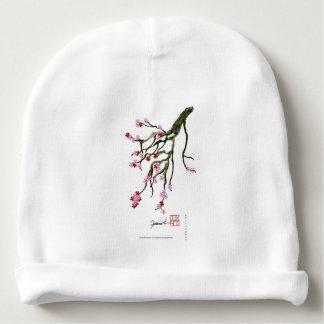 Gorro Para Bebê flor de cerejeira 12 Tony Fernandes
