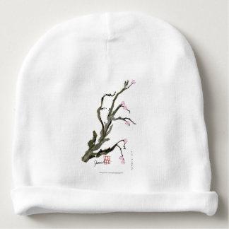 Gorro Para Bebê Flor de cerejeira 15 Tony Fernandes