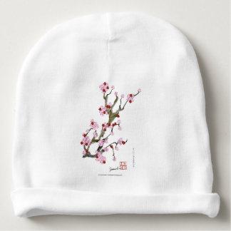 Gorro Para Bebê Flor de cerejeira 16 Tony Fernandes