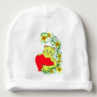 Gorro Para Bebê Gatinho