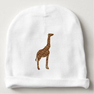Gorro Para Bebê Girafa 2