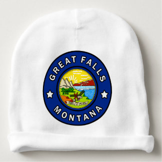Gorro Para Bebê Great Falls Montana