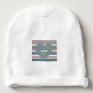 Gorro Para Bebê HAMbyWG - chapéu do Beanie do bebê - coração