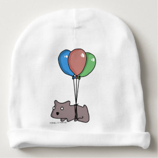 Gorro Para Bebê Hamster Frank do balão pelo Painel-o-Matic