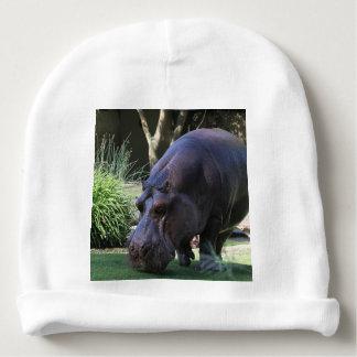 Gorro Para Bebê Hipopótamo AJ17