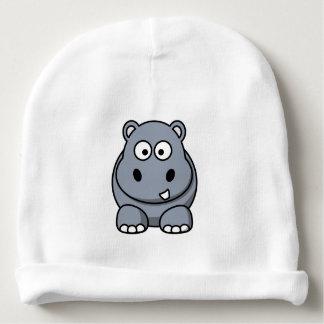Gorro Para Bebê hippopotamus