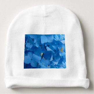 Gorro Para Bebê Hydrangeas azuis
