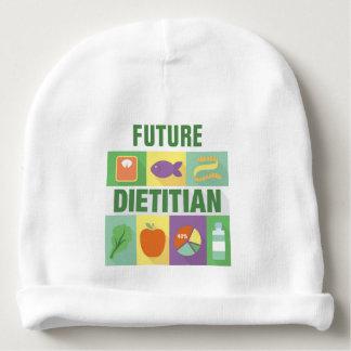 Gorro Para Bebê Icónico profissional da dietista projetado