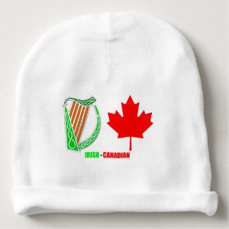 Gorro Para Bebê Imagem Irlandês-Canadense para o