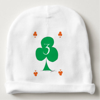 Gorro Para Bebê Irlandês afortunado 3 dos clubes, fernandes tony
