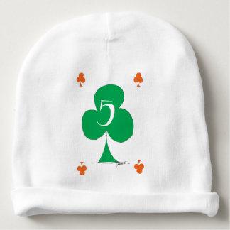 Gorro Para Bebê Irlandês afortunado 5 dos clubes, fernandes tony