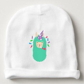 Gorro Para Bebê Lama Emoji do animal de partido