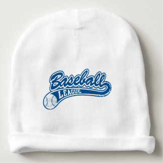 Gorro Para Bebê Liga de basebol