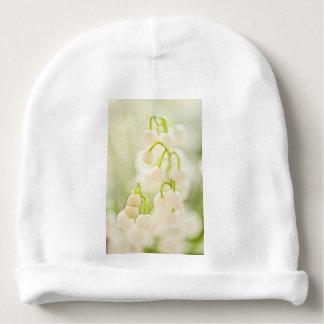 Gorro Para Bebê Lírio do esboço do grupo da flor do vale