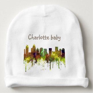 Gorro Para Bebê Lustre do safari do SG da skyline de Charlotte NC