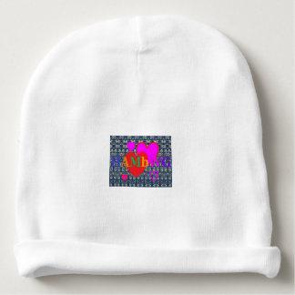 Gorro Para Bebê Mamães do Beanie do algodão do bebê de HAMbyWG…