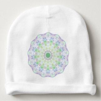 Gorro Para Bebê Mandala