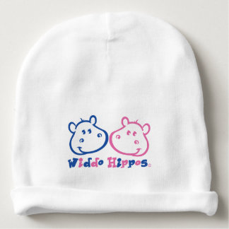 Gorro Para Bebê Marca da roupa do bebê dos hipopótamos de Widdo