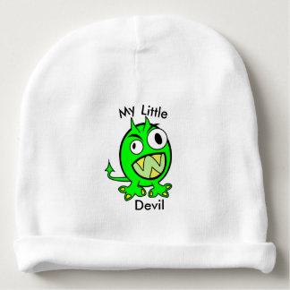 Gorro Para Bebê Meu diabo pequeno