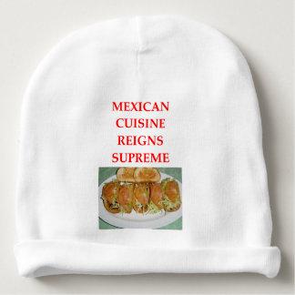 GORRO PARA BEBÊ MEXICANO