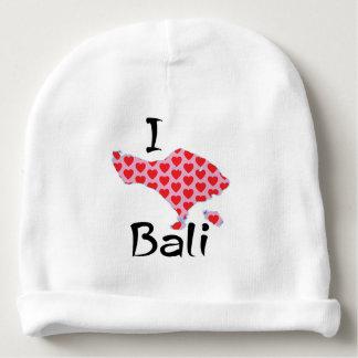 Gorro Para Bebê Mim coração Bali