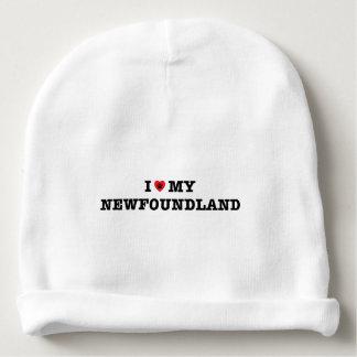 Gorro Para Bebê Mim coração minha Terra Nova