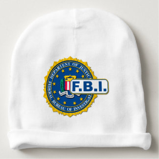 Gorro Para Bebê Modelo do selo do FBI